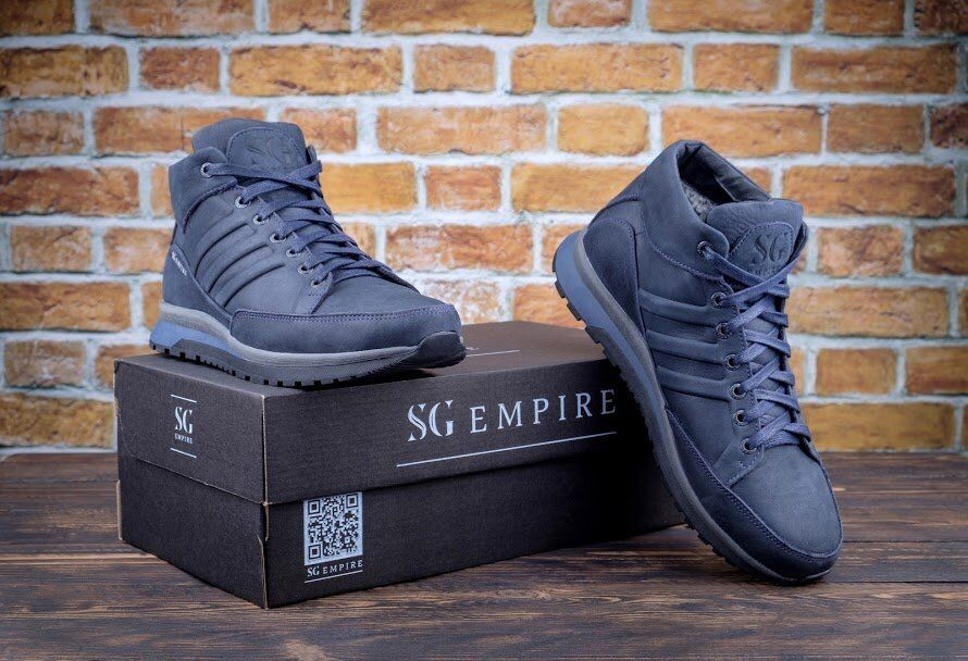 Мужская обувь Frozen magma SGEmpire